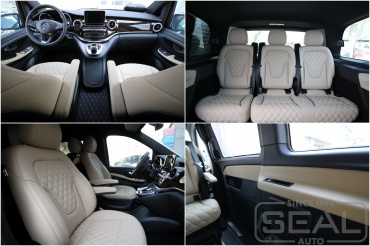 Mercedes V-klasse Перешив салона