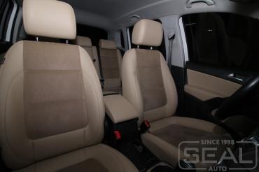 Volkswagen Tiguan Перешив салона