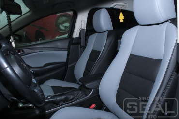 Mazda 6 Пошив салона