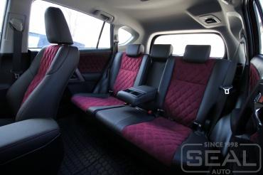 Toyota Rav 4 Перешив салона автомобиля