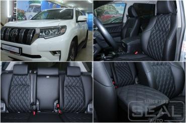 Toyota Land Cruiser 150 Кожаный салон