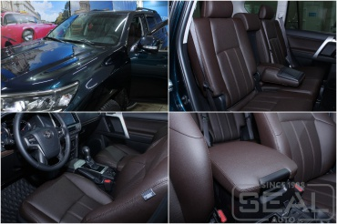 Toyota Land Cruiser Prado 150 Пошив салона