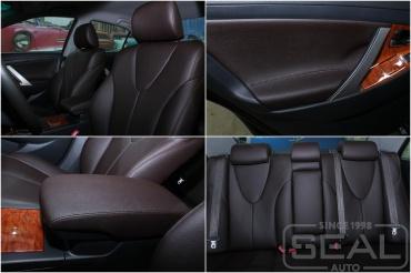 Toyota Camry Пошив салона