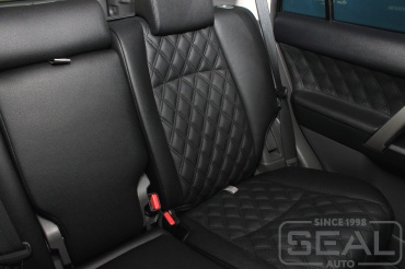 Toyota Land Cruiser Prado 150 Обивка салона
