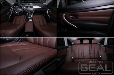 BMW 3-series f30 Перетяжка салона