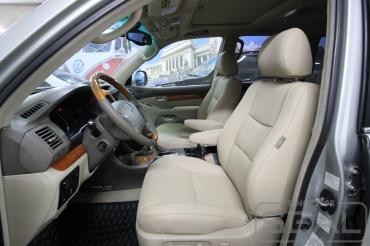 Lexus GX470 Кожаный салон